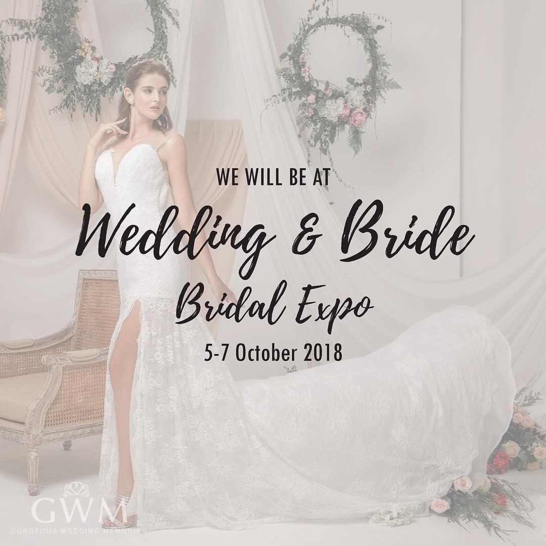 Love Birds: New Collection Reveal At Wedding And Bride Expo