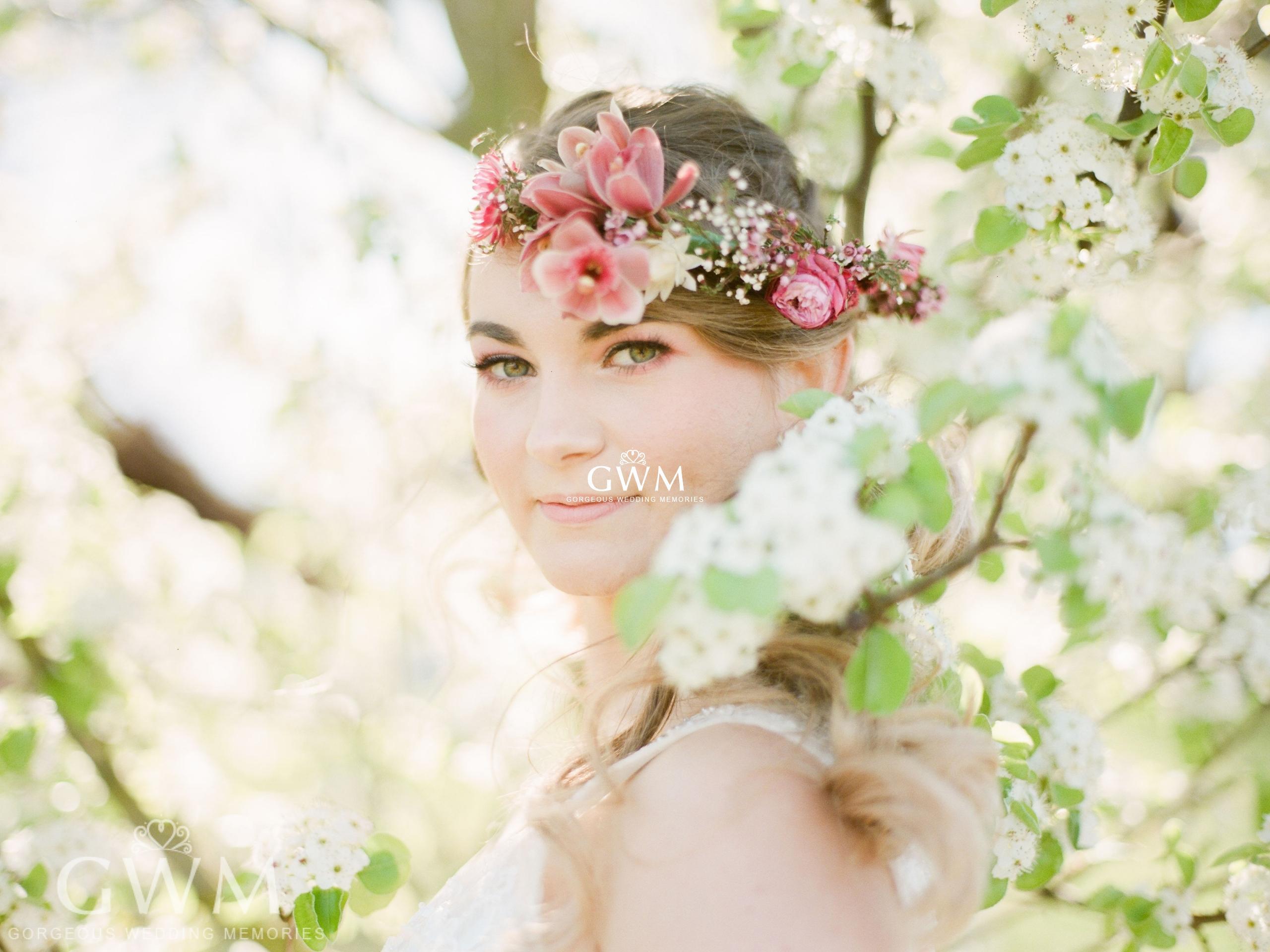 Cherry Blossoms – Photo Shoot Collaboration
