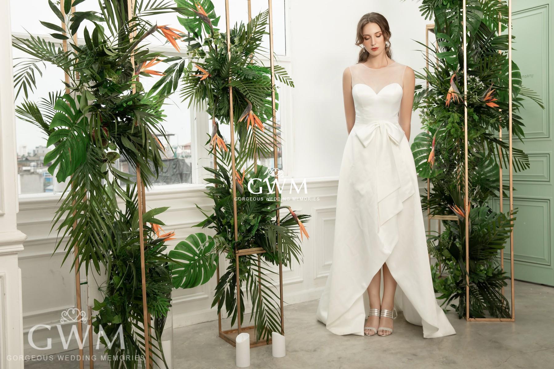 Boho bridal styles