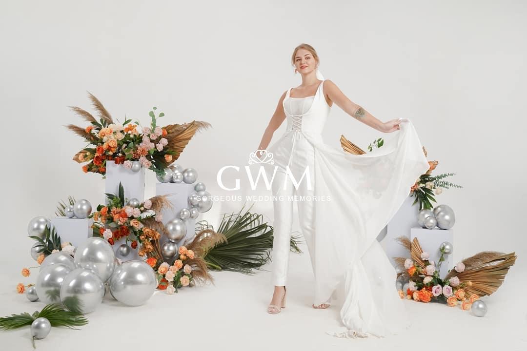 Wedding Jumpsuit Dress Melbourne