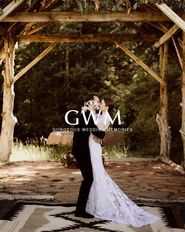 Lily Collins Wedding Dress